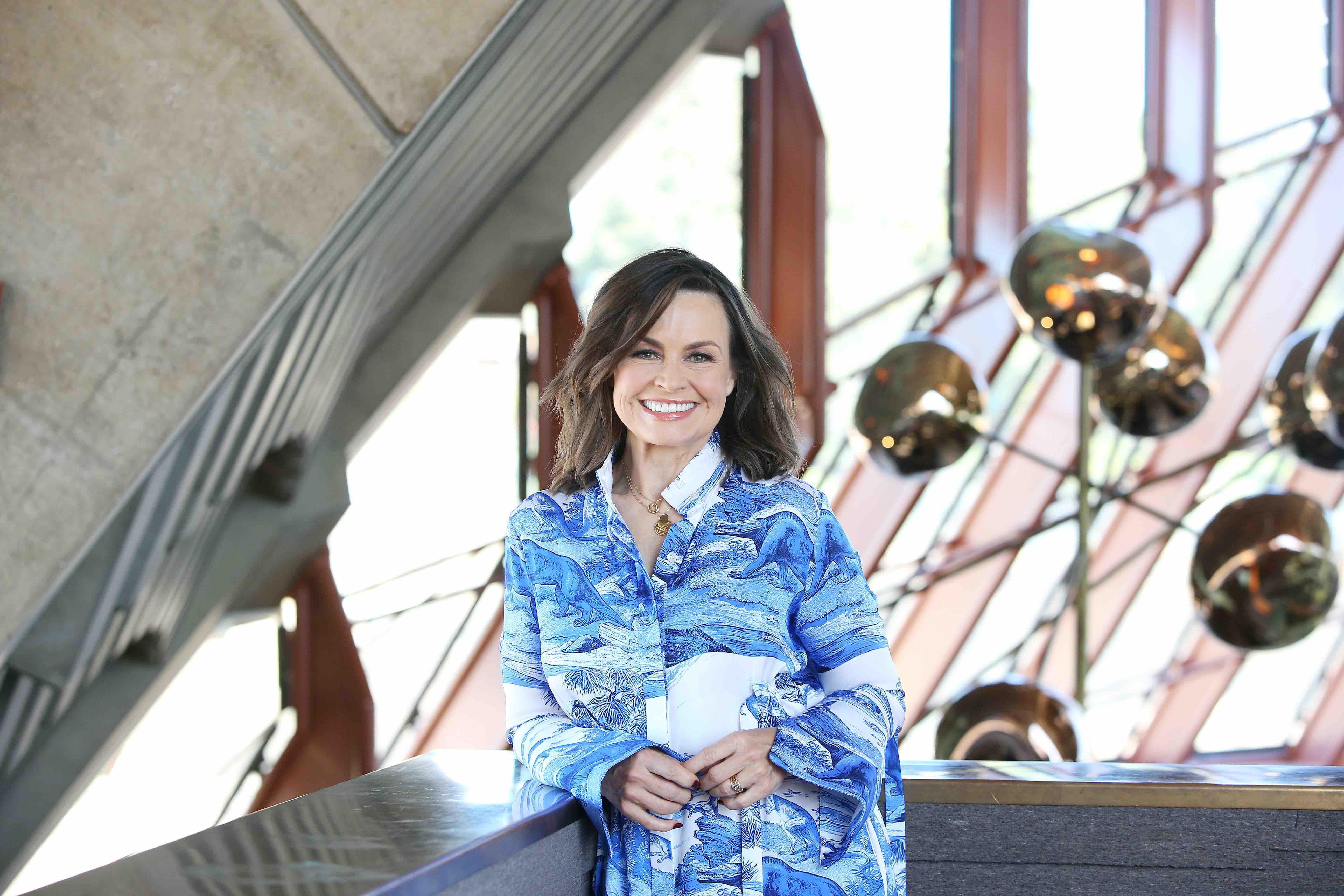 SYDNEY, AUSTRALIA - SEPTEMBER 11: Lisa Wilkinson attends the Women of The Future Awards on September 11, 2019 in Sydney, Australia. (Photo by Lisa Maree Williams/Getty Images)